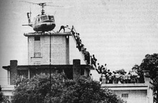 FALL OF SAIGON - APRIL 30, 1975