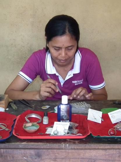 Bali Silversmith