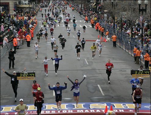 111th Boston Marathon