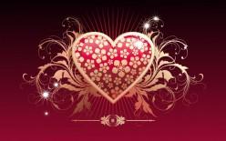 Her heart strings