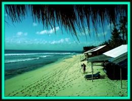 Balangan Beach.