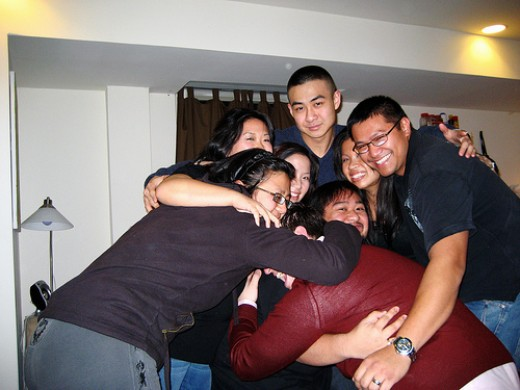Group Hugg from lui355 Source: flickr.com