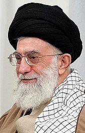 ALI KHAMENEI IRAN SUPREME LEADER