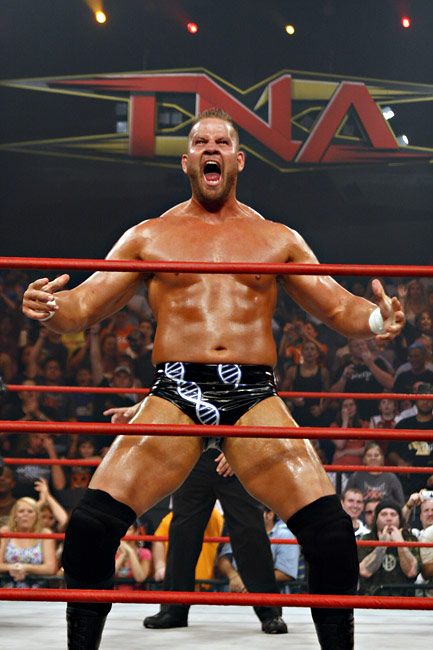 "The ""Blueprint"" Matt Morgan"
