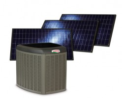 Lennox Sunsource Solar Powered Residential Air Conditioning