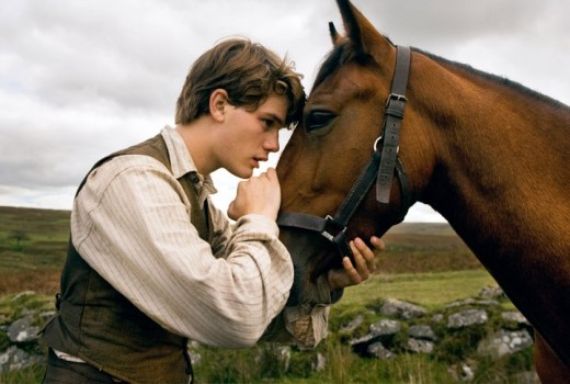 A beautiful and special bond between a young man and a special horse.