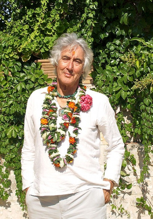 IF I MAY SPEAK ON BEHALF OF EDEN FOR A MOMENT, JOSE ARGUELLES WAS NOT ONLY A TEACHER AND MENTOR TO EDEN THROUGH HER YOUNG LIFE AND JOURNEY...HE WAS ALSO A FRIEND, A FATHER, AND PART OF HER SPIRITUAL AND HUMAN FAMILY. SHE IS PART OF A LIVING LEGACY.