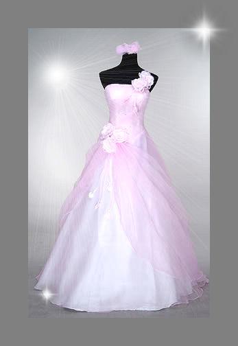 The Pink Wedding Dress Ebay