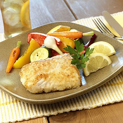 How to bake fish easy baked fish recipes and tips hubpages for Easy baked fish recipes