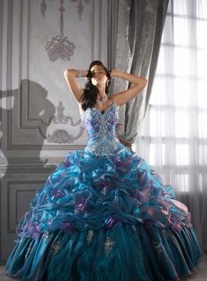 Quinceanera Wedding Evening Dress Ebay