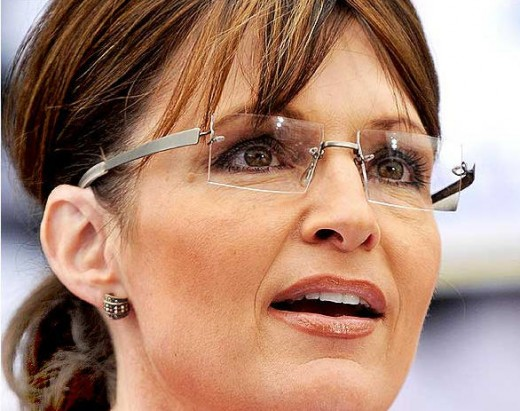 Sarah Palin makeover picture