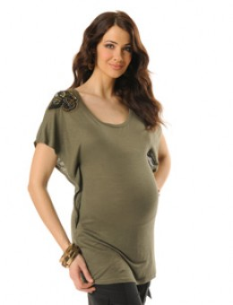 Maternity top from the Heidi Klum collection