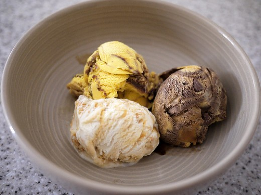 Gourmet gelato at your fingertips