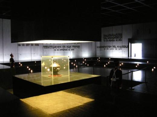 Artigas mausoleum