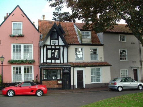 The Anna Sewell House, Great Yarmouth