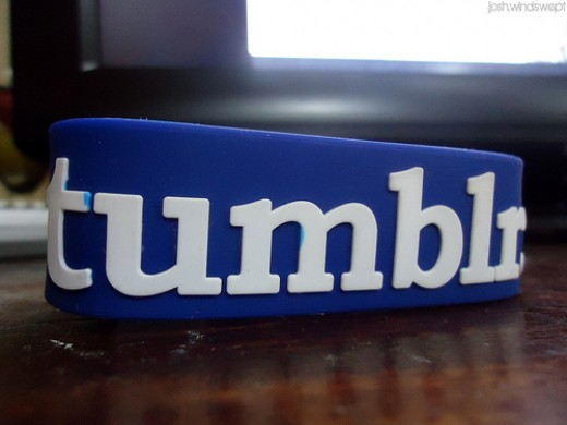 I'm a proud member of the Tumblr community!