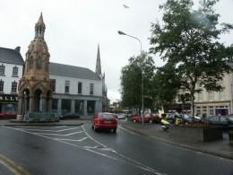 Rossmore Memorial, Monaghan, built in 1876 in memory of the 4th Baron Rossmore