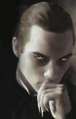 Why women are so attracted to vampires.