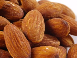 2 cups of  whole almonds
