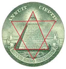 Illuminati symbols are everywhere even on our money