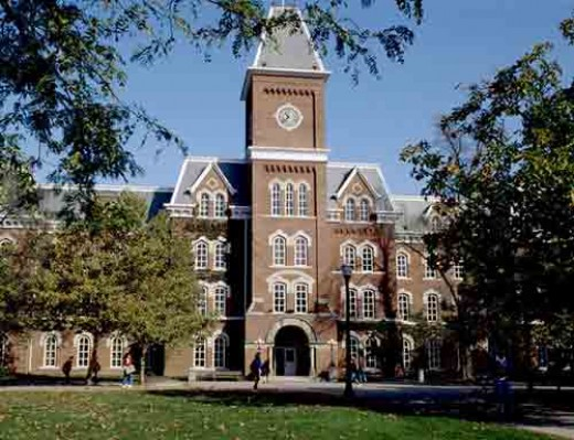 Ohio University, Athens, Ohio