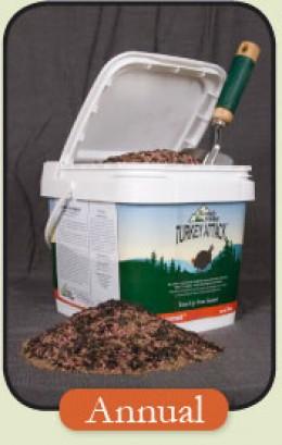 Turkey Attack Seed Mix