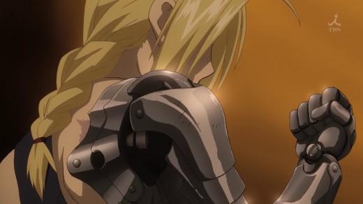 Ed Elric: The Fullmetal Alchemist