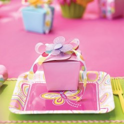 Planning a Bright, Bold Butterfly Themed Girls Birthday Party