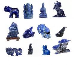 Lapis Lazuli Carvings