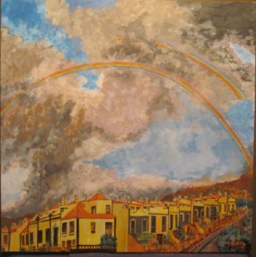Rainbow by Monica Biggs