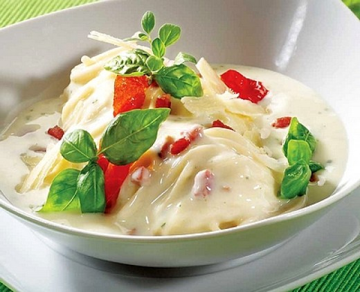 White sauce recipes how to make white sauce for lasagne fish pasta for White fish sauce recipe