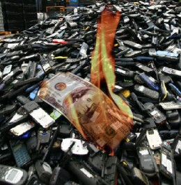 Are you burning value on your old mobile?