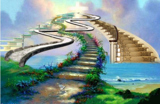 Paths to Heaven