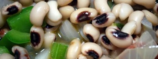 Recipe for Hoppin Johns