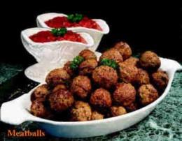 Greek Meatbals