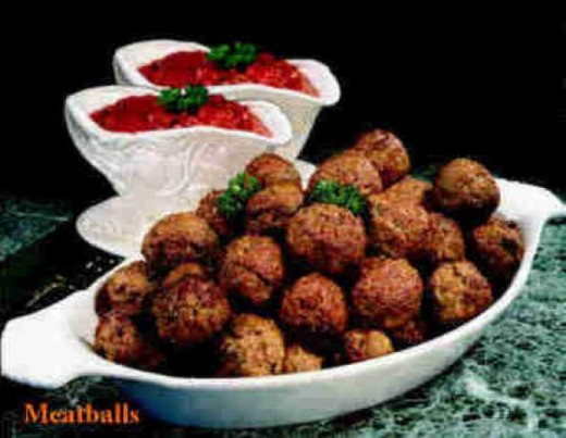 Greek Meatbals