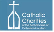 Cathlic Charities offers a number services to anyone regardless of race, religion or income. They are always looking for donations of time and, of course, money.