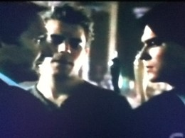 Michael threatens Damon to get Stefan to cooperate.