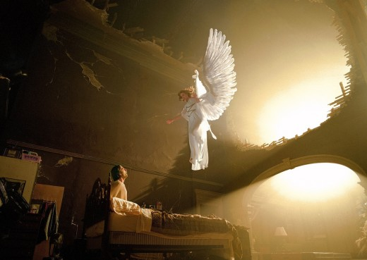 I was bathed in that light and felt such overwhelming love and peace