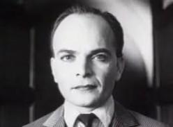 Actor Ivan Mozhukhin
