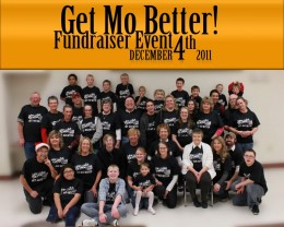 "Fundraiser group for Morgon.  ""Get Mo Better!"""
