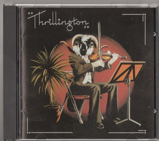 Thrillington CD