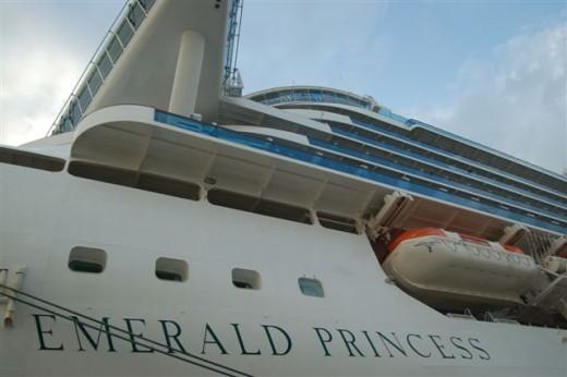 The Sea Princess