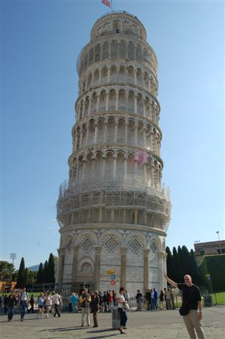"""Pisa """"Touristica"""" picture"""