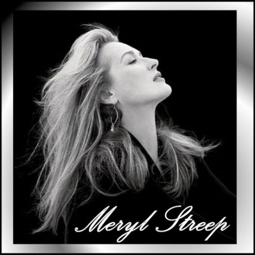 Award winning actress and humanitarian, Meryl Streep