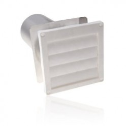 Save Money With a Louvered Dryer Vent Installation