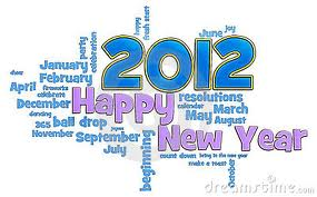 Thanks for the support in 2011. Have a great 2012.
