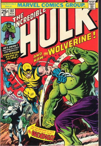 The Incredible Hulk #181