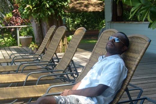 Photo Taken at Walindi Resort  in Kimbe