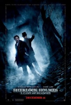 Sherlock Holmes A Game of Shadows - A Movie Review